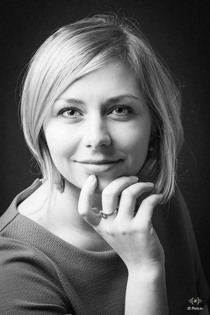 Portrait - Joanna